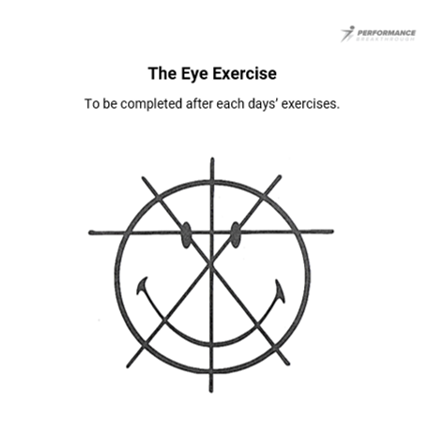Working from home? The Eye Exercise 2