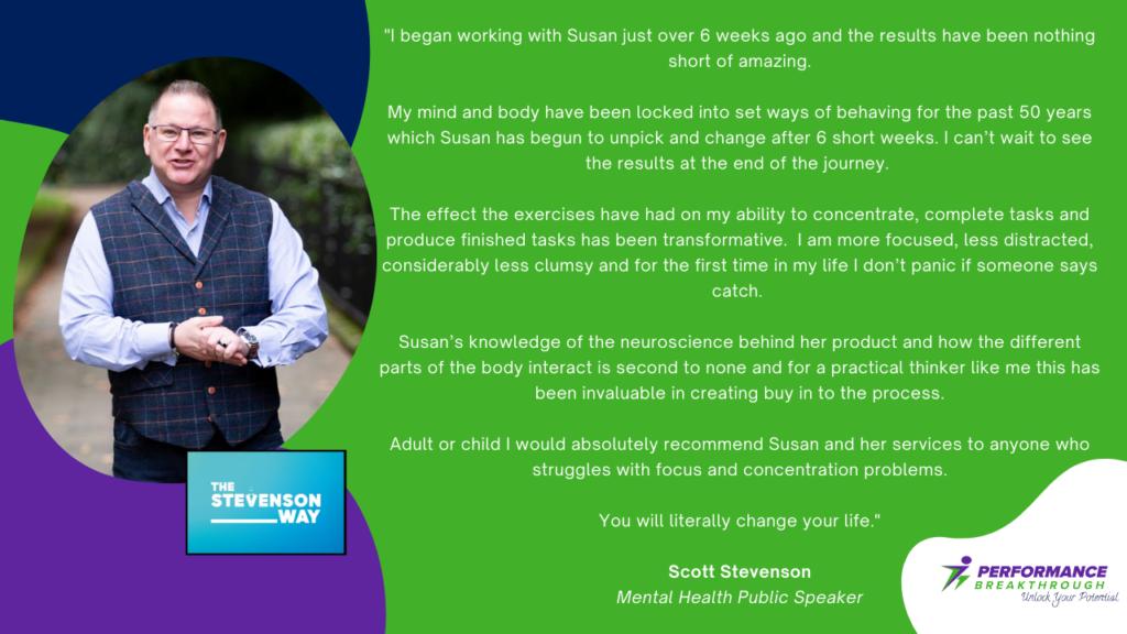 Change your life, meltdowns... Scott Stevenson Quote 1